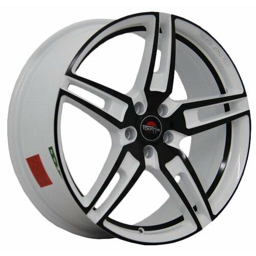Фото - Колесный диск Yokatta Model-21 7x17/5x120 D67.1 ET41 W+B+BSI n2o y4406 7x17 5x114 3 d67 1 et41 w