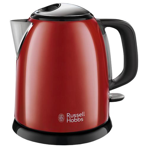 Чайник Russell Hobbs 24992-70, red чайник russell hobbs 24991 silver