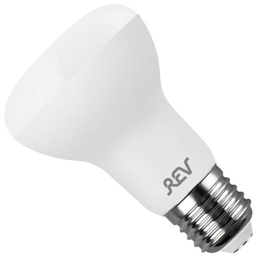 Фото - Лампа светодиодная REV 32334 1, E27, R63, 5Вт лампа светодиодная led e27 8 5вт 220v 2700к rev