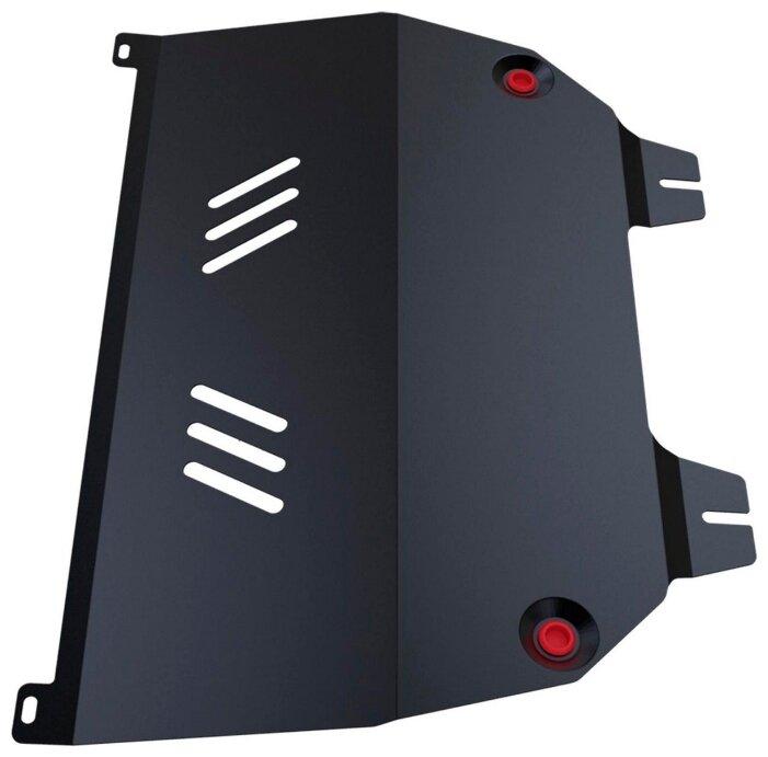 Защита картера двигателя и коробки передач Автоброня 111.04304.1 для Peugeot