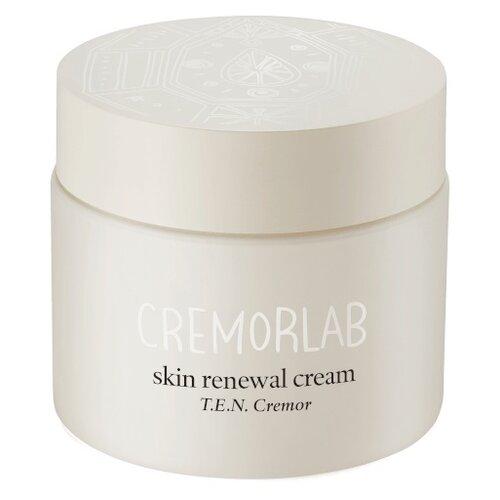 Cremorlab T.E.N. Cremor Skin Renewal Cream крем-лифтинг с высоким содержанием минералов, 45 г cremorlab салфетки для снятия макияжа t e n cremor
