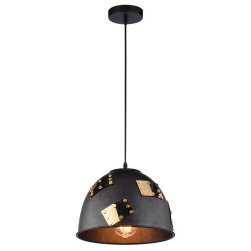 Светильник Arte Lamp Eurica A6023SP-1BK, E27, 60 Вт светильник arte lamp a4248sp 1bk eurica