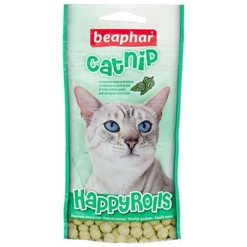 Лакомство для кошек Beaphar Happy Rolls Catnip, 44 г