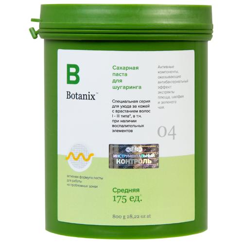 Паста для шугаринга Botanix средняя 800 г