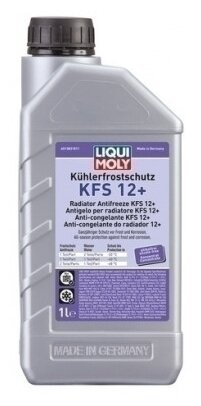 Антифриз LIQUI MOLY Kuhlerfrostschutz KFS 12+