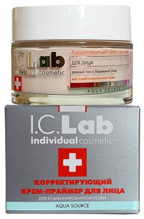I.C.Lab Корректирующий крем праймер для лица Aqua