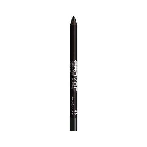 Provoc Гелевый водостойкий карандаш-подводка для глаз, оттенок 89 Sweet Chocolate