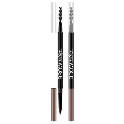 DIVAGE карандаш Brow Refine, оттенок 02 divage карандаш для бровей wow brow divage брови