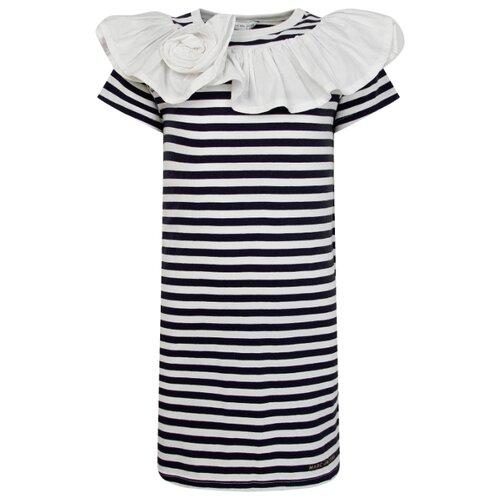 Платье MARC JACOBS размер 92, полоска/белый/синий рубашка marc jacobs размер 92 красный