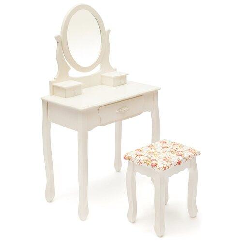 Столик туалетный Secret de Maison COIFFEUSE ( mod. HX15-075 ), ДхШ: 70 х 40 см, белый