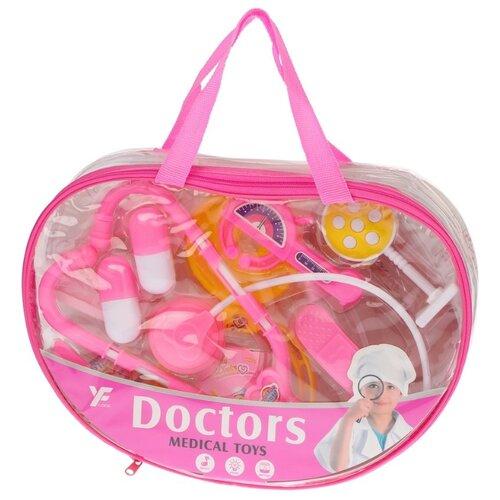 Набор доктора Наша игрушка 9901-41 набор доктора наша игрушка 643452