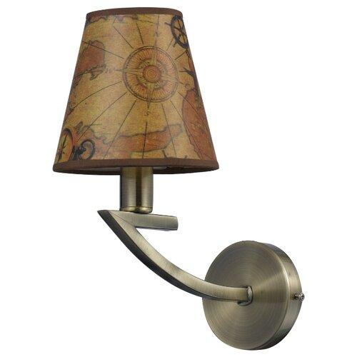 Настенный светильник ESCADA Pirates 1021/1A