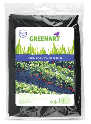 Укрывной материал Greenart для мульчирования