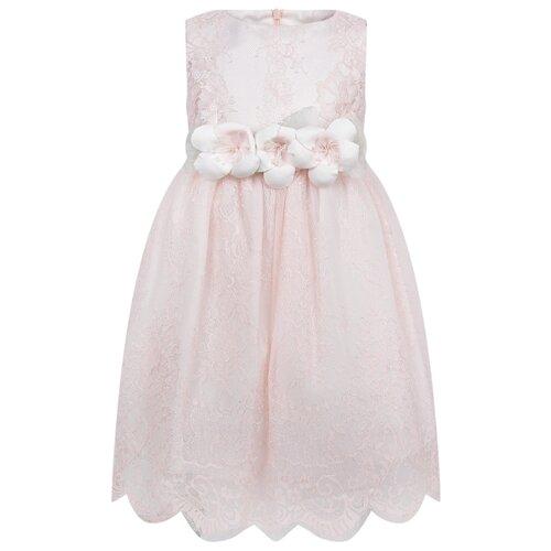 Платье ColoriChiari размер 74, розовый