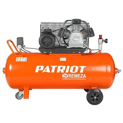 Компрессор масляный PATRIOT REMEZA СБ 4/С- 200 LB 40, 200 л, 3 кВт компрессор масляный patriot remeza сб 4 с 200 lb 40 200 л 3 квт