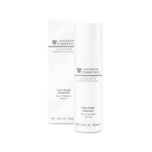 Janssen Cosmetics эмульсия All Skin Needs Face Guard Advanced, SPF 30, 30 мл недорого