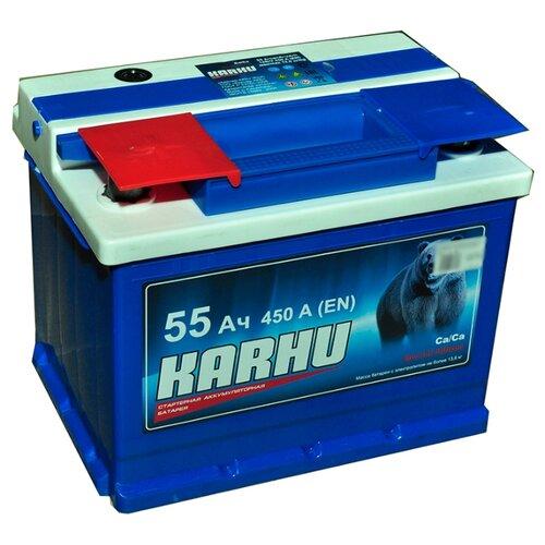 Автомобильный аккумулятор KARHU 055K1391 аккумулятор