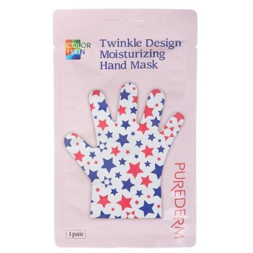 Маска для рук Purederm Twinkle Design Moisturizing Hand Mask 26 г