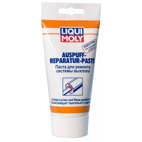 Универсальный герметик для ремонта автомобиля LIQUI MOLY Auspuff-Reparatur-Paste 3340/7559, 0.2 кг серый