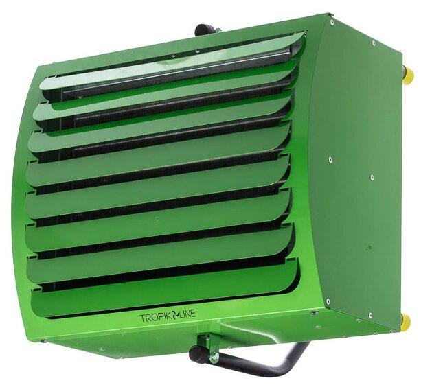 Водяной тепловентилятор Тропик Aero 25D35 Green