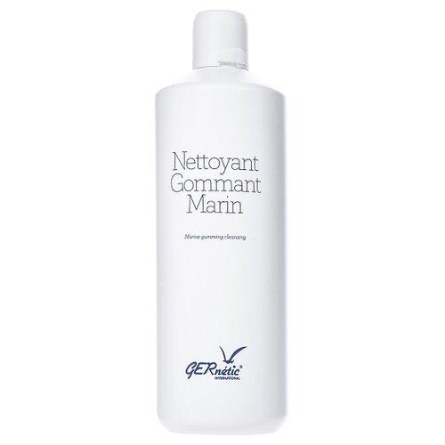 GERnetic International гель для лица морской очищающий Nettoyant Gommant Marin, 500 мл gernetic морской очищающий и отшелушивающий гель 200 мл gernetic spa морская линия