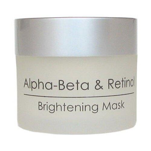 Купить Holy Land Alpha-Beta & Retinol (Abr) Brightening Mask осветляющая маска, 50 мл