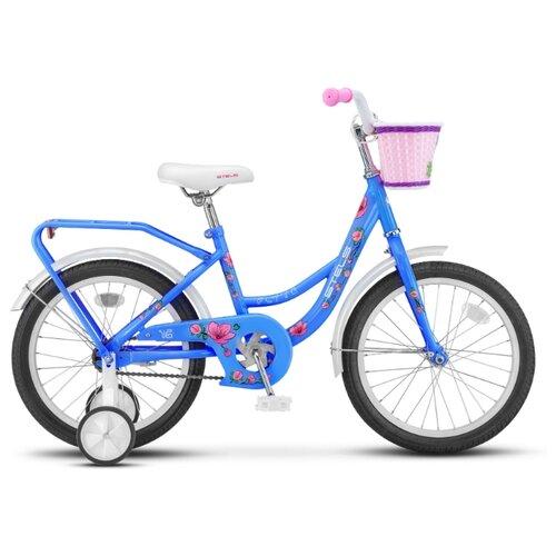цена на Детский велосипед STELS Flyte Lady 16 Z011 (2019) голубой 11