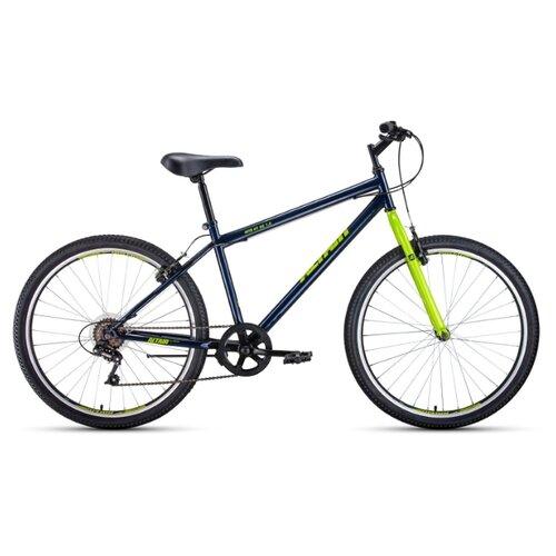 """Горный (MTB) велосипед ALTAIR MTB HT 26 1.0 (2020) синий 17"""" (требует финальной сборки)"""