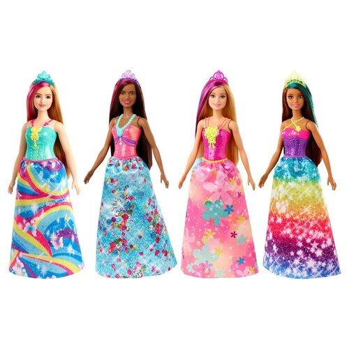 Купить Кукла Barbie Dreamtopia Принцесса, 30 см, GJK12, Куклы и пупсы
