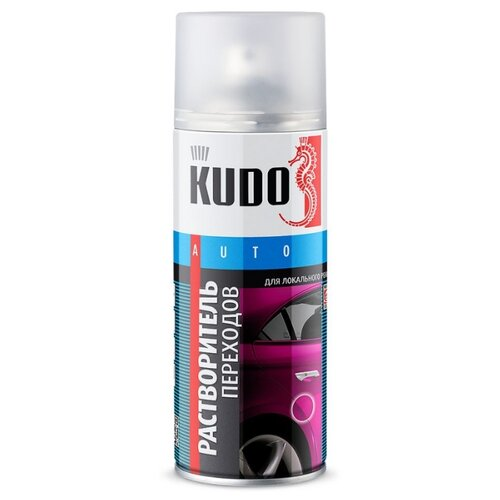 KUDO разбавитель для автоэмали KU-9101 бесцветный 520 мл