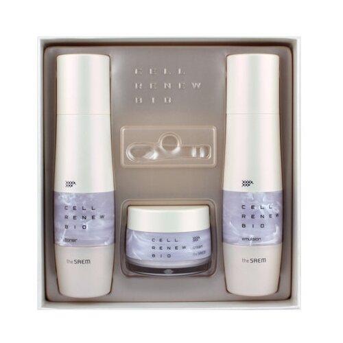 Набор The Saem Cell Renew Bio Skin Care Special 2 Set гельскатка micro peel soft gel 40 мл the saem cell renew bio