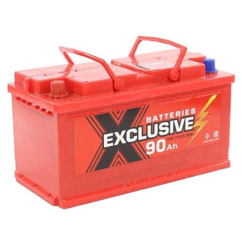 Автомобильный аккумулятор Exclusive 6СТ-90 АПЗ п.п. аккумулятор firebal 6ст 90nr