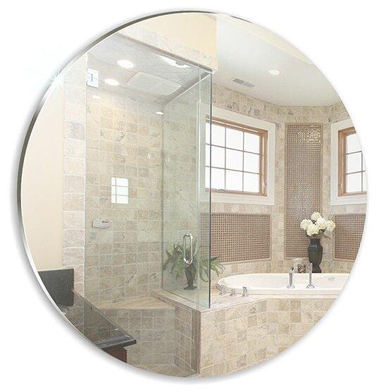 Зеркало Mixline Комфорт 525521 40x40 см без рамы