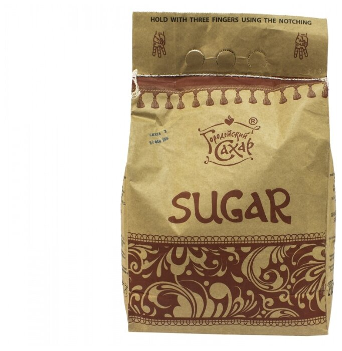 Сахар Городейский сахарный комбинат песок