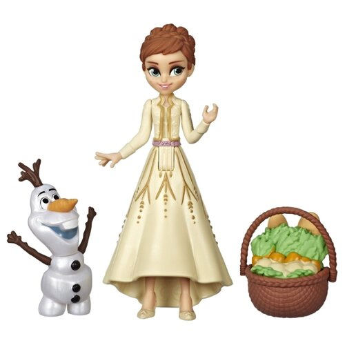 Кукла Hasbro Disney Princess Холодное сердце 2 Анна и Олаф, E7079