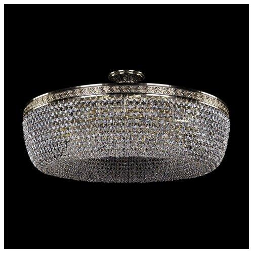 Фото - Люстра Bohemia Ivele Crystal 1903 19031/80IV GB, E14, 640 Вт bohemia ivele crystal 1903 19031 45iv gb