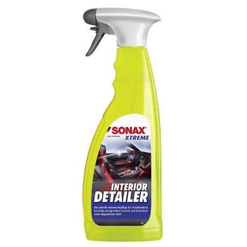 цена на SONAX Очиститель для салона автомобиля Xtreme Interior Detailer, 0.75 л
