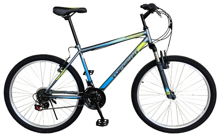Горный (MTB) велосипед Top Gear Forester 26 (ВН26432/ВН26436) — купить по выгодной цене на Яндекс.Маркете