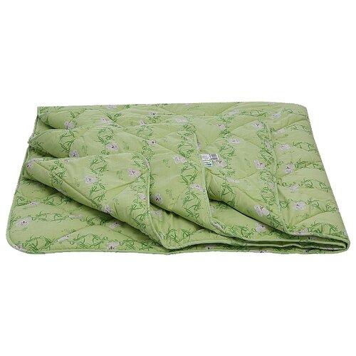 Одеяло Sortex Natura Эвкалипт, всесезонное, 200 х 220 см (зеленый)