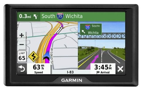 Навигатор Garmin Drive 52 RUS MT фото 1