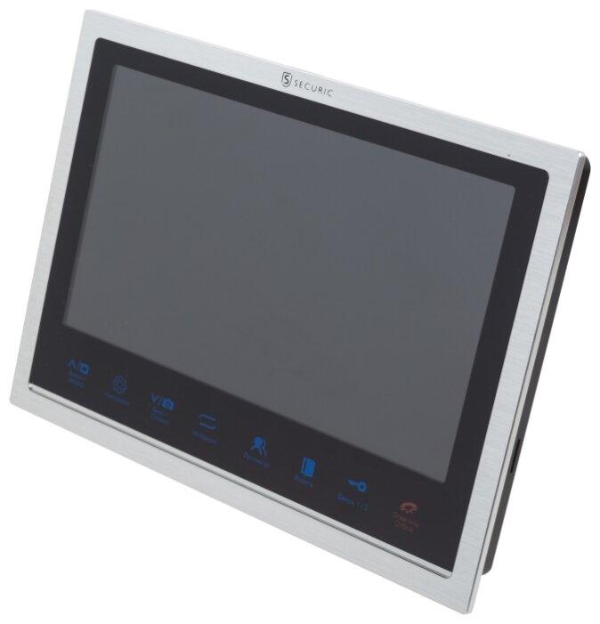 """Купить Цветной монитор видеодомофона 10,1"""" формата AHD с сенсорным управлением+детектор движения и функция фото, видео по низкой цене с доставкой из Яндекс.Маркета (бывший Беру)"""