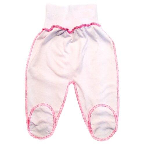 Купить Ползунки Глория Смэл размер 56, розовый/белый