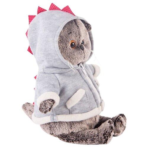 Купить Мягкая игрушка Basik&Co Кот Басик в толстовке Дракончик 19 см, Мягкие игрушки