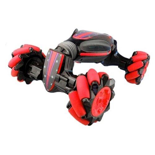 Купить Машинка-перевертыш Weishengda Stunt Car (CV8818-83A), с управлением жестами красный, Радиоуправляемые игрушки