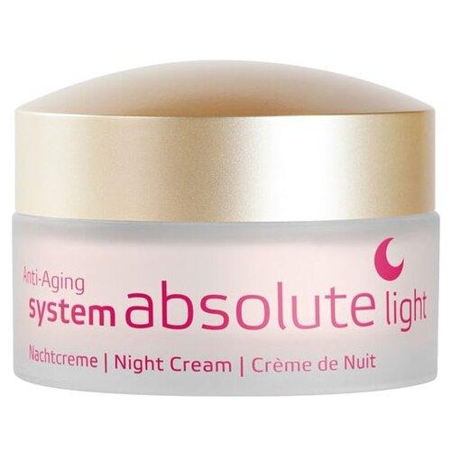 Купить Крем легкий ночной Annemarie Borlind Anti-Aging System Absolute, 50 мл