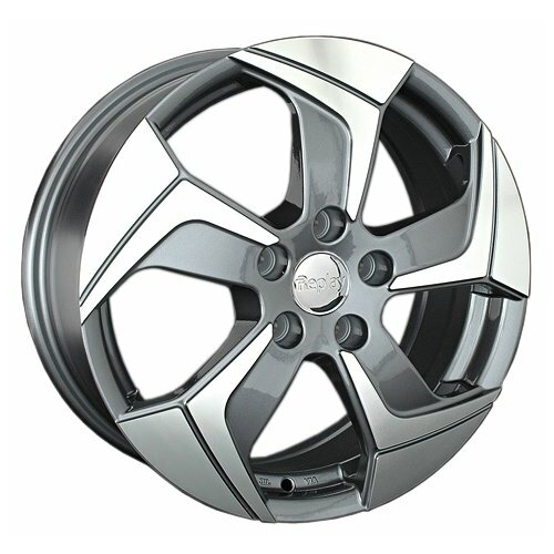 Фото - Колесный диск Replay MZ90 7х18/5х114.3 D67.1 ET50, GMF колесный диск replay mz90 7х18 5х114 3 d67 1 et50 gmf