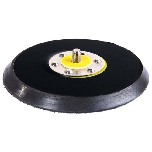 Тарелка для УШМ Wester 826-004 EXS10 Velcro 125 мм 1 шт тарелка для ушм практика 038 524 125 мм 1 шт