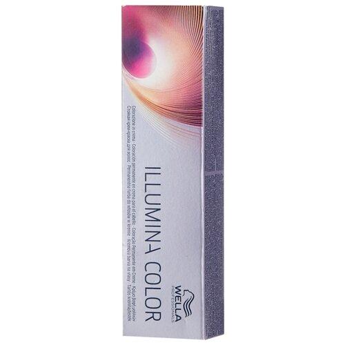 Wella Professionals Illumina Color стойкая крем-краска для волос, 60 мл, 8 светлый блонд wella кисточка illumina для окраски 6 см антрацит щетка large