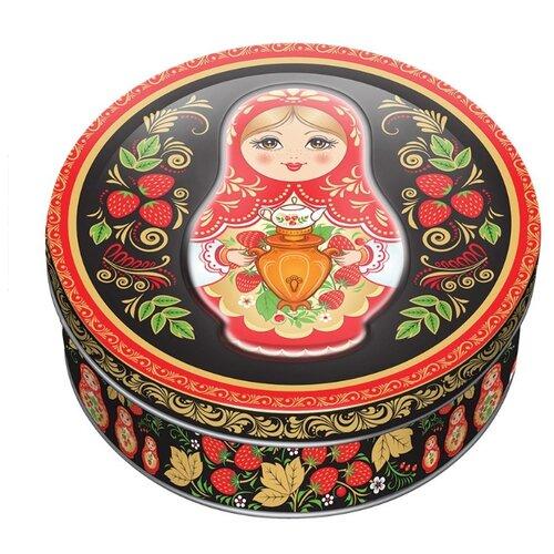 Печенье Сладкая Сказка Матрёшки Яблоко с корицей, 400 г сладкая сказка рождественская дверь красная шоколадные конфеты 400 г