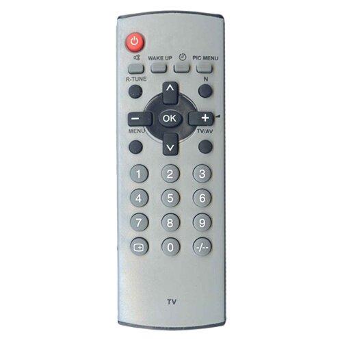 Фото - Пульт ДУ Huayu EUR7717030 для телевизоров Panasonic TX-29PS2P/TC-21FJ20M/TC-21PM50R серый системный блок acer tc 730 dt b6ler 003